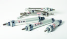 Certified pneumatic cylinders