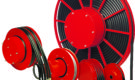 Specialist in hose reels, cable reels and electro-hydraulic hose reels