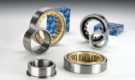 NKE series of single row cylindrical roller bearings