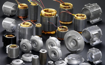 Specialists in the production of electric motor components