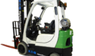 Efficiency with Hydraulics Hybrid Lift Truck Technology