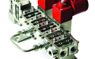 Steel valves by Pneumax