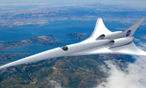New materials discovery would allow hypersonic travel