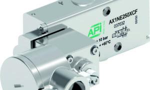 Steel and aluminium spool valves AX