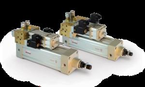 Bonesi Pneumatik: pneumo-hydraulic control units