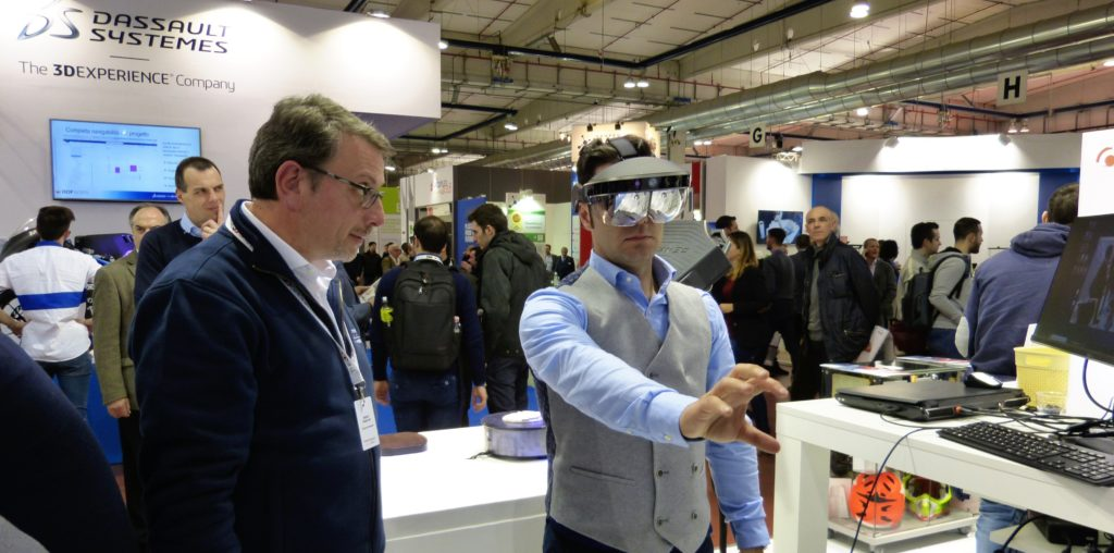 augmented and virtula reality