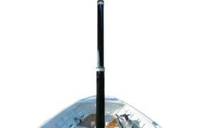 Electromechanical linear actuators for pleasure vessels