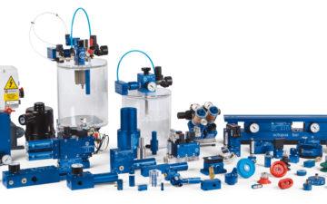 Vuototecnica and vacuum generation