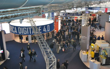 MECSPE is the reference trade fair for Industry 4.0