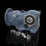 Enduro is the new bevel gear reducer.