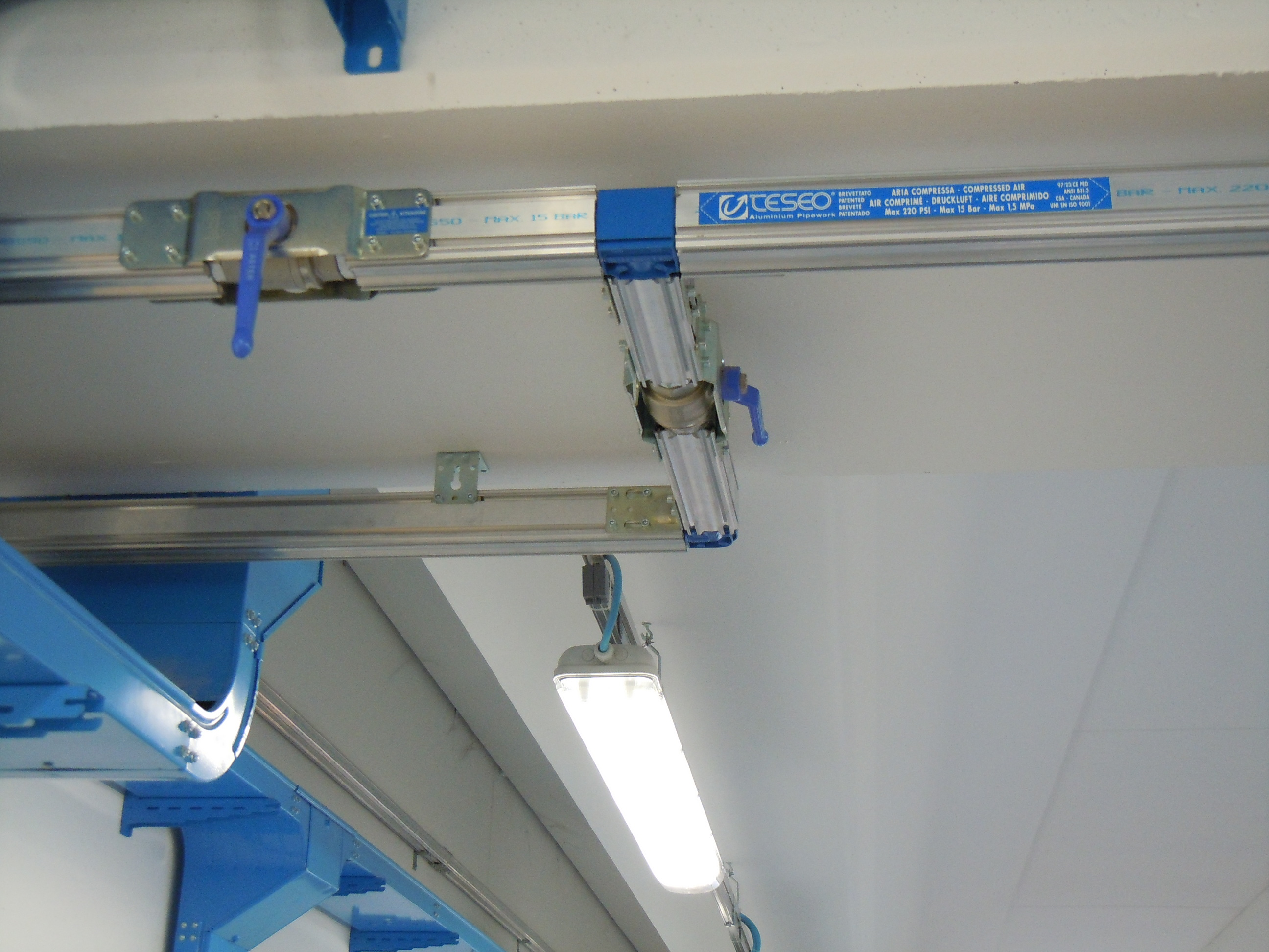 When Compressed Air Distribution is simply easy - Power