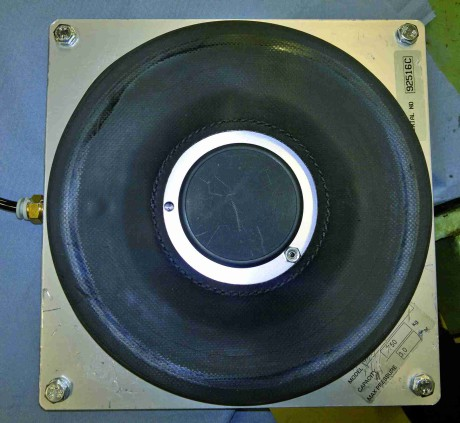 Air bearing (φ 200 mm).