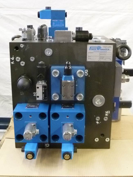 The support provided by Eaton was fundamental in selecting the most appropriate components for smaller HPUs capable of delivering maximum reliability under extreme operating conditions.