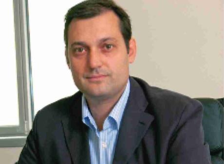 Graziano Bugatti, general manager of Aignep  at Bione, Brescia - Italy.