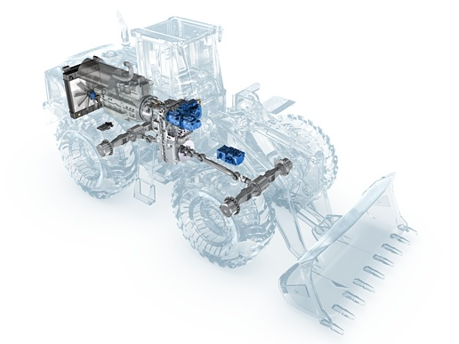 Image result for Automotive Hydro Mechanical Variable Transmission Systems
