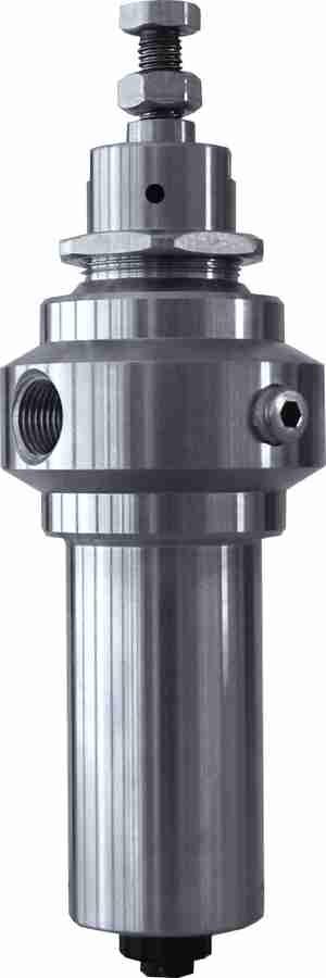 Regulator filter in inox steel.