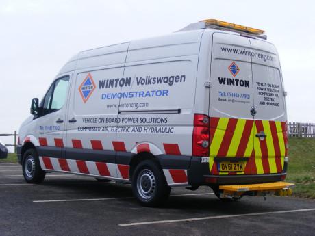 Winton VW Demonstrator