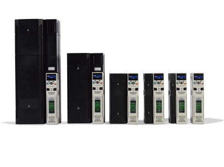Following consultation with Emerson, the company opted for its Control Techniques Unidrive M701, Unidrive M700 and Unidrive M300 variable speed drives for axis and conveyor motion control.