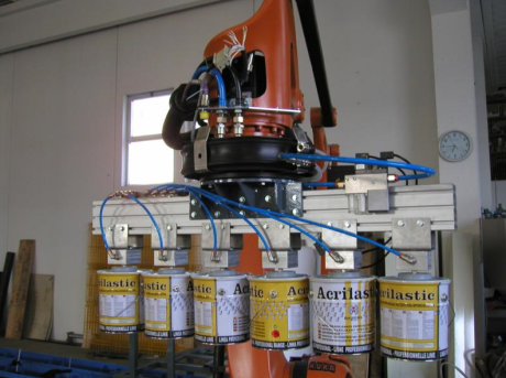 Render Technology, a specialist in the manufacture of end-of-line handling and palletising machines for the packaging market,