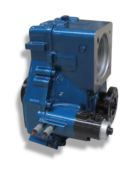 Easy Shift, the two-speed synchronized gearbox by the Italian company Comer Industries.
