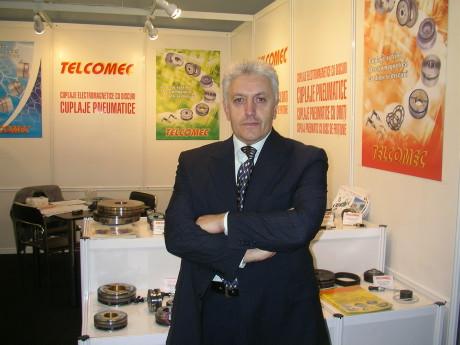 Vincenzo Tomasi, Managing Director of Telcomec.