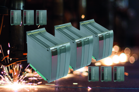 DC servo controllers 400 XLV from Sprint Electric.