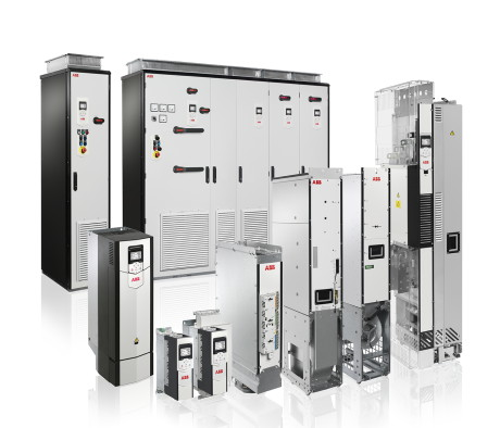 ACS880 industrial drives series is part of ABB's all-compatible drives series.