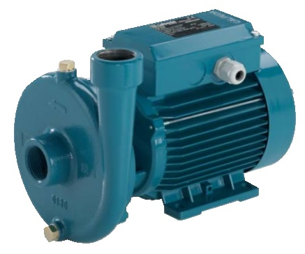 Fig. 1 – Motor pump used for experimental tests.
