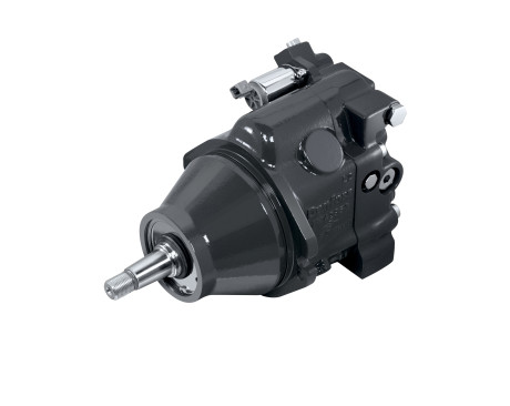The newly expanded Danfoss reverse displacement motor (RDM) enables customers to achieve up to 10 percent power savings, a 15 percent average reduction in total system cost, and reduced system complexity.
