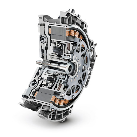 The automotive industry has stood out for a long time among the main users of high efficiency electric motors.