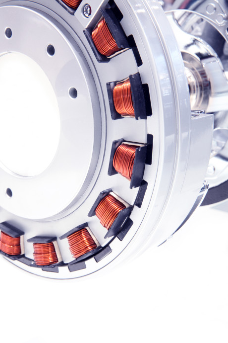 Reliability and ease of maintenance are some of the critical parameters that determine the selection of the motors.