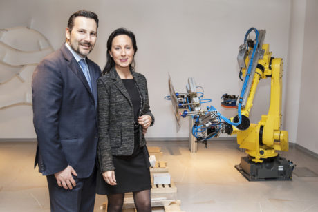 The sons Daniela and Davide have joined Giuliano Bosi and Nadia Grillo and Vuototecnica has enhanced its internationalization.