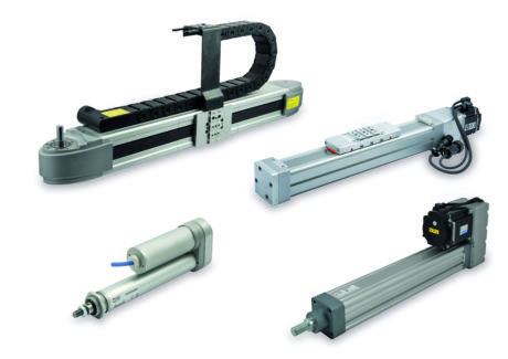 The electrical cylinders proposed by Metal Work range from small round to ISO15552, screw rodless and toothed belt ones.