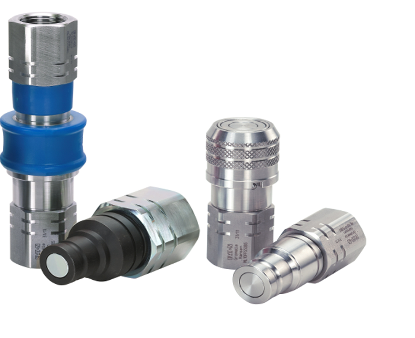 Eaton's Flat Face quick disconnect couplings - Power Transmission World