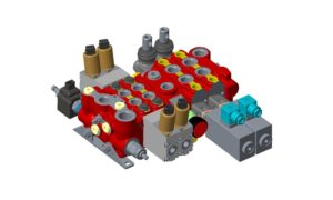 Bucher Hydraulics: innovative open centre directional control valves