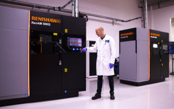 Sandvik continues to invest in printing capabilities and metal powder capacity for additive manufacturing