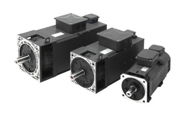Synchronous reluctance motors with square lamination stack