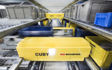 New opening of a unique distribution hub for Italy and Europe