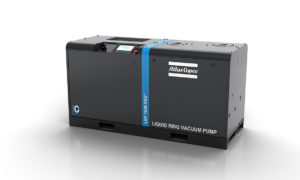 Atlas Copco: clean and environmental friendly vacuum pumps certified by TÜV Rheinland