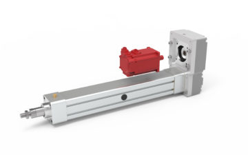 Electromechanical servo-actuators: the alternative to pneumatic cylinders
